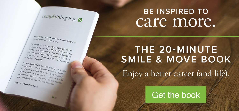 Get the Smile & Move book